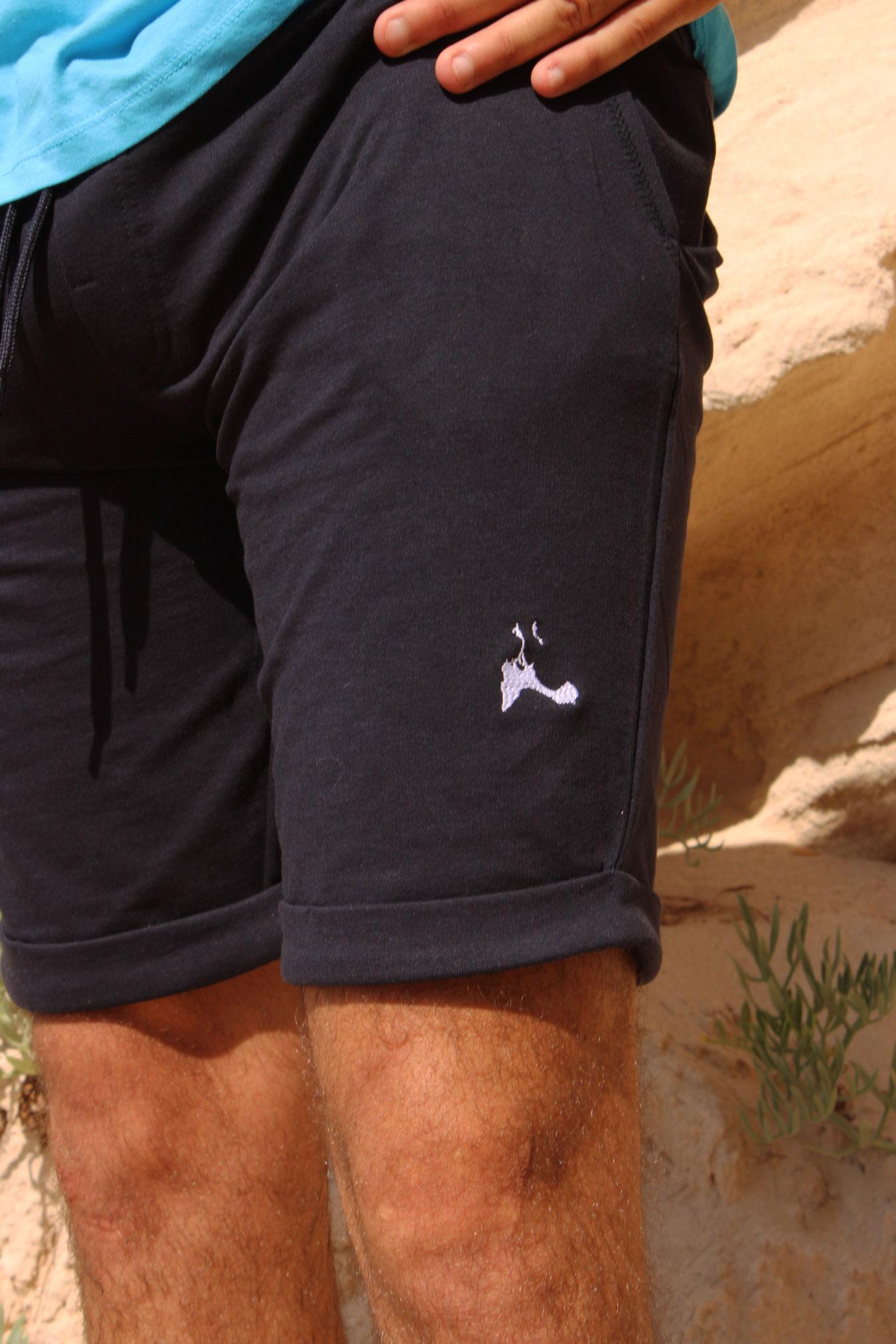 Pantalón corto insula algodón